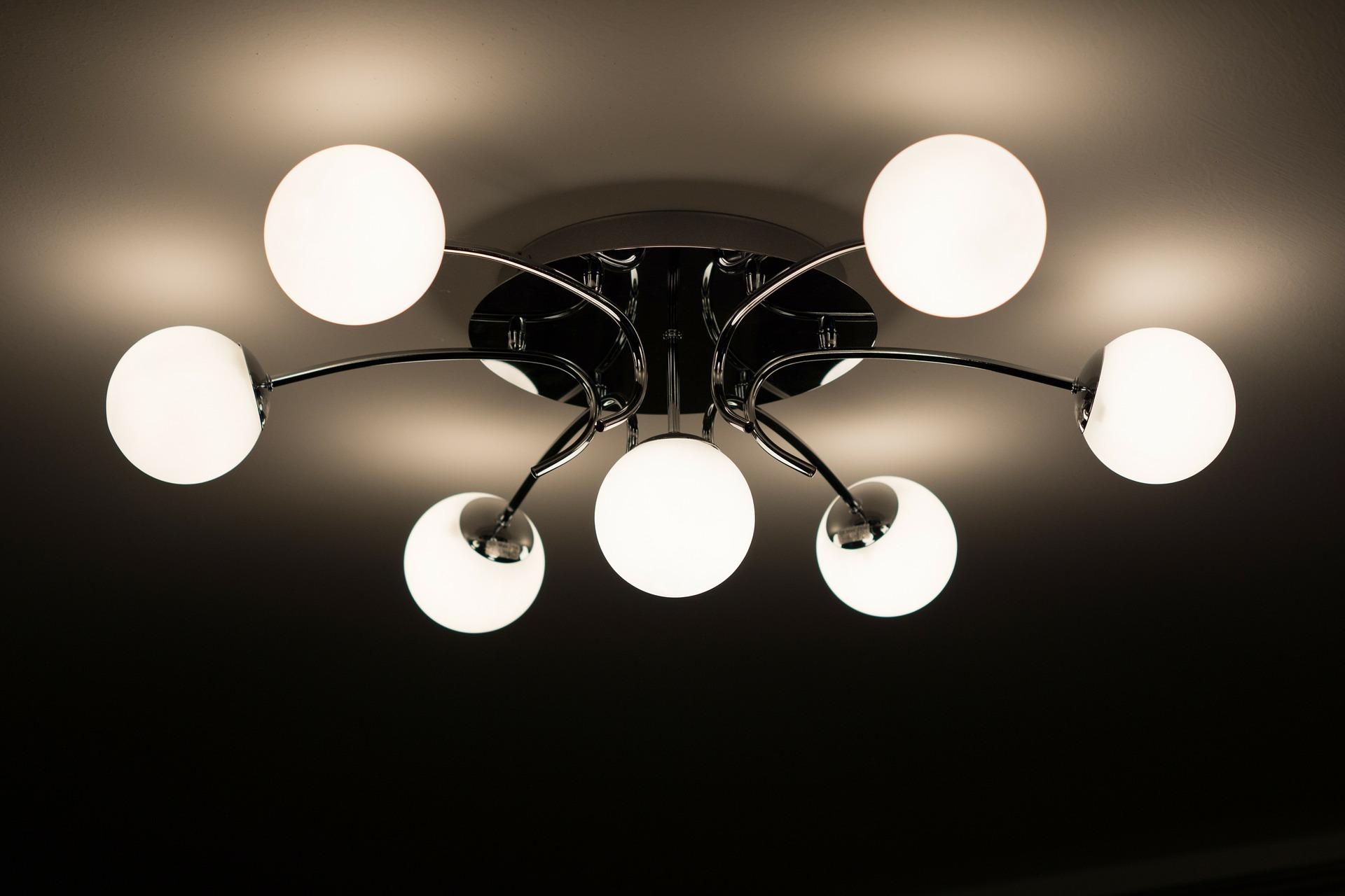 LED Deckenleuchte auf baumarktblog24.de