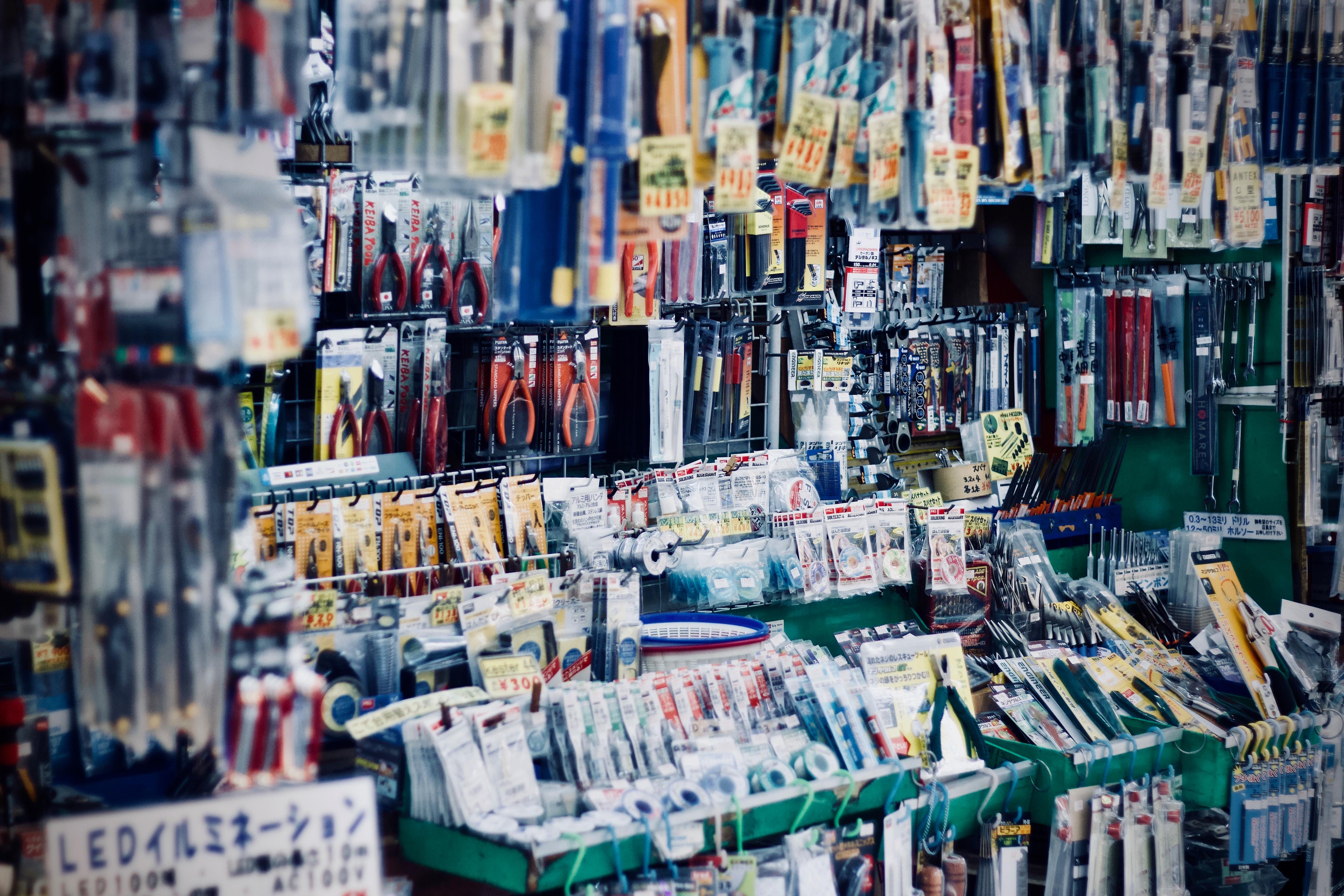 Durchschnittliche Größe des Baumarkt auf baumarktblog24.de