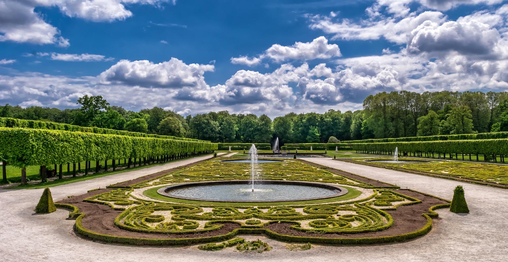 Viele Möglichkeiten für die Gartengestaltung auf baumarktblog24.de
