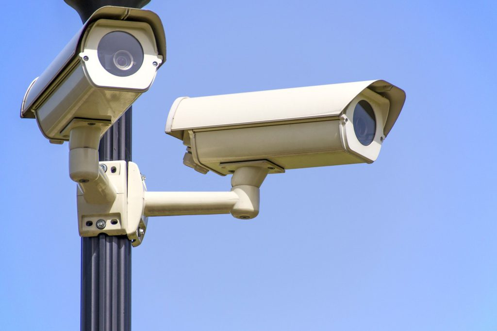 Überwachungskamera - Was darf ich filmen? auf baumarktblog24.de